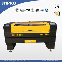 Hot sale Best price and quality JH 1290 1200*900MM 80W 100W 130W mdf laser cutting machine price