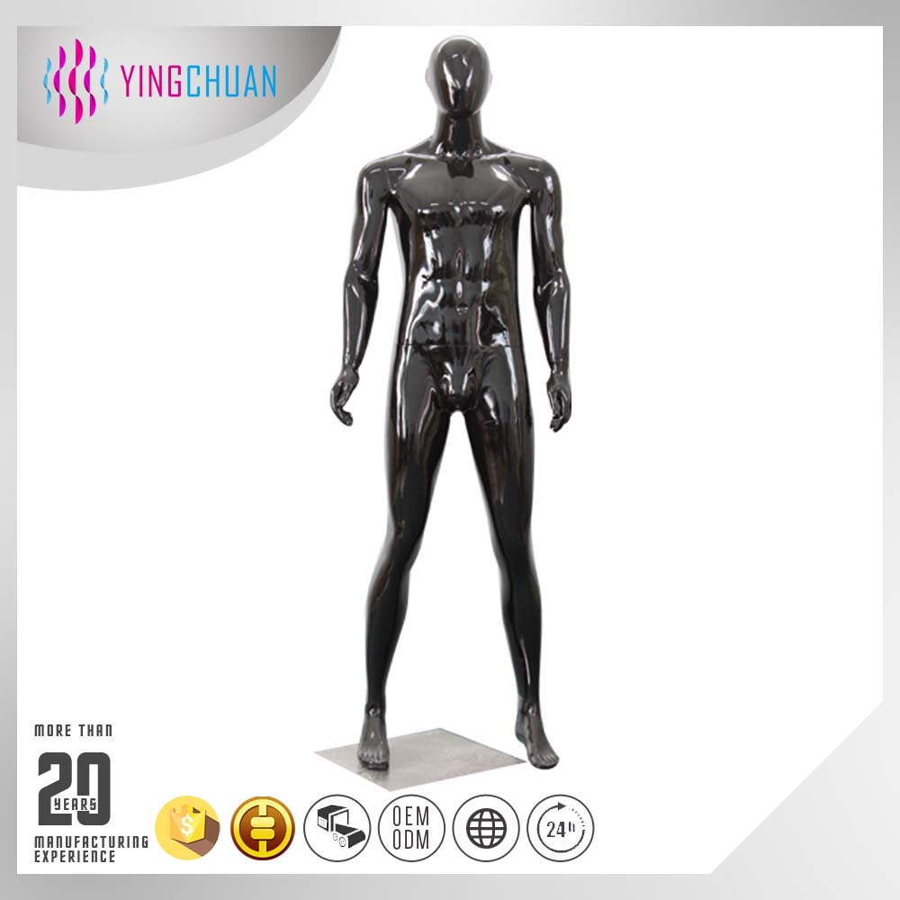 Clothes display egg head mannequin for wholesale