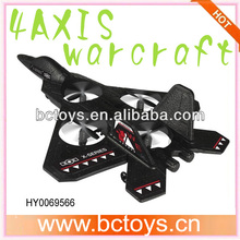 X31 2.4GHZ 4CH warcraft radio control model plane rc edf jet for sale