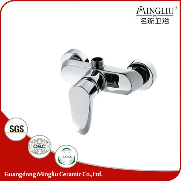China manufacturer durable rain shower faucet for bathroom