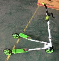 2013 new brand speeder scooter with 145mm pu wheel kick scooter