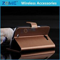 Classic Mobile Phone Leather Case For Samsung Galaxy Note 2 N7100