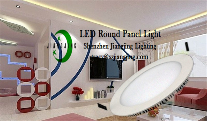 best quality daylight 18W round square led panel light