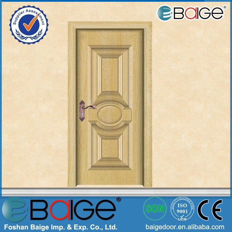 BG-SW652D interior door made in china/wooden decorative pattern interior door/ventilated interior door