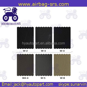 Hot selling car dashboard leather, dashboard cover film