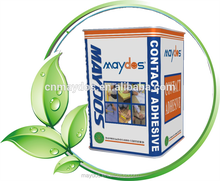 Maydos Best polychloroprene contact glue for rubber