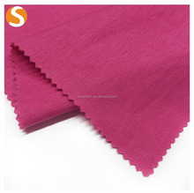 Good elastic High Quality Solid Rayon Polyester Knitted TR Roma Fabric