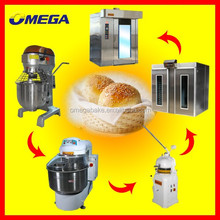 OMEGA Diesel Hamburger Machines Rotating Oven For Burger Bun(Manufacturer CE &ISO9001)