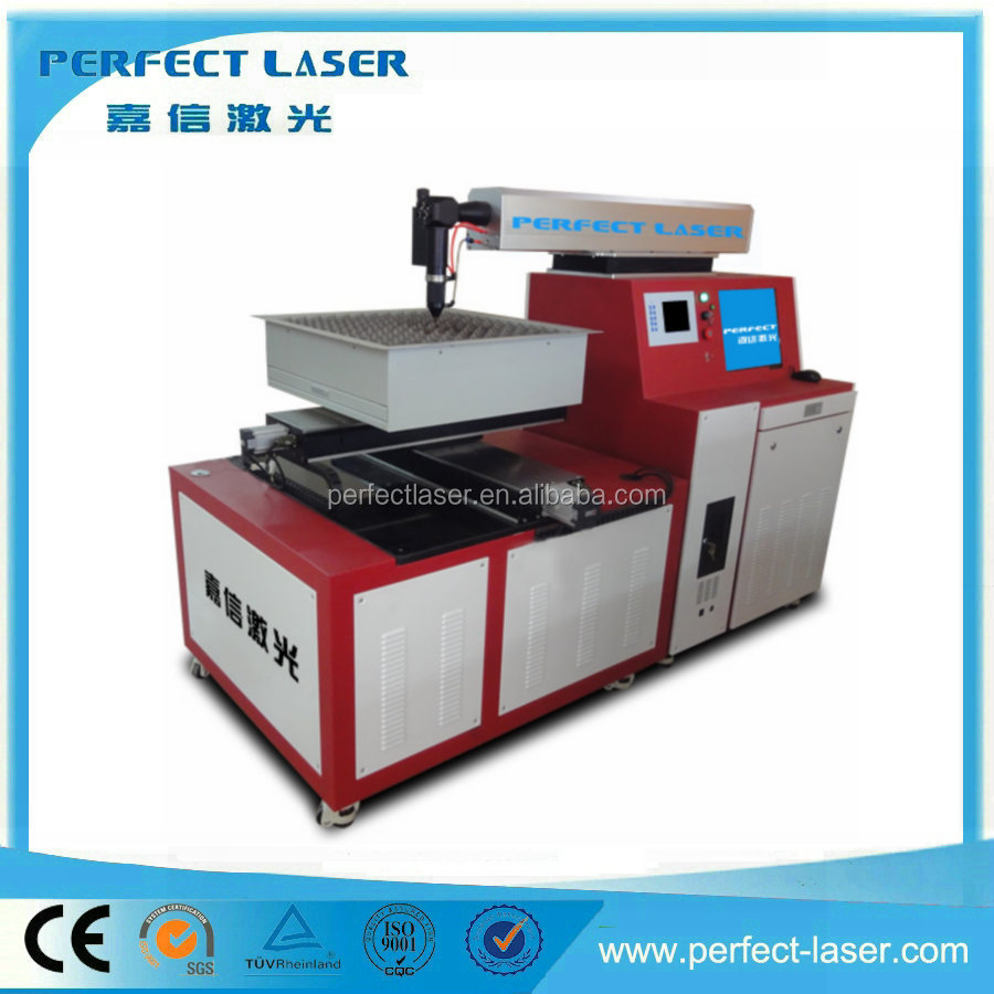 620*620mm Machinery parts cutting machine yag with high quality