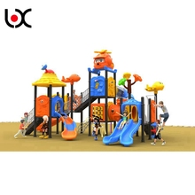 Factory price children amusement park kids fun play equipment outdoor playground for sale