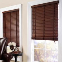Premium Bespoke Home Furniture Spruce Timber Wood Venetian Blinds