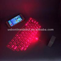 2014 novelty keyboard virtual laser keyboard for mobile phone smartphone laptop pc android phones