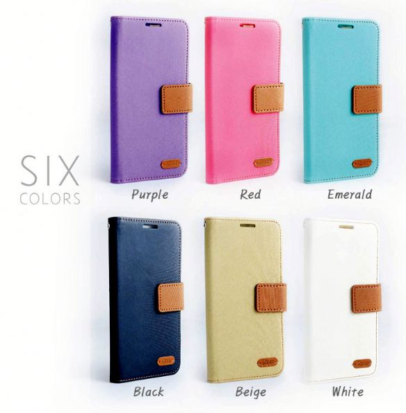 Latest New Hot Selling Smart Phone Wallet Style Leather Case For Lg G3 Stylus Cover