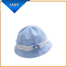 wholesale fashion kids plain bucket hats