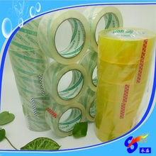Packaging Industry Bopp Adhesive Materials Clear Colored Packing Tape