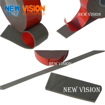 1.0mm Red film acrylic adhesive tape