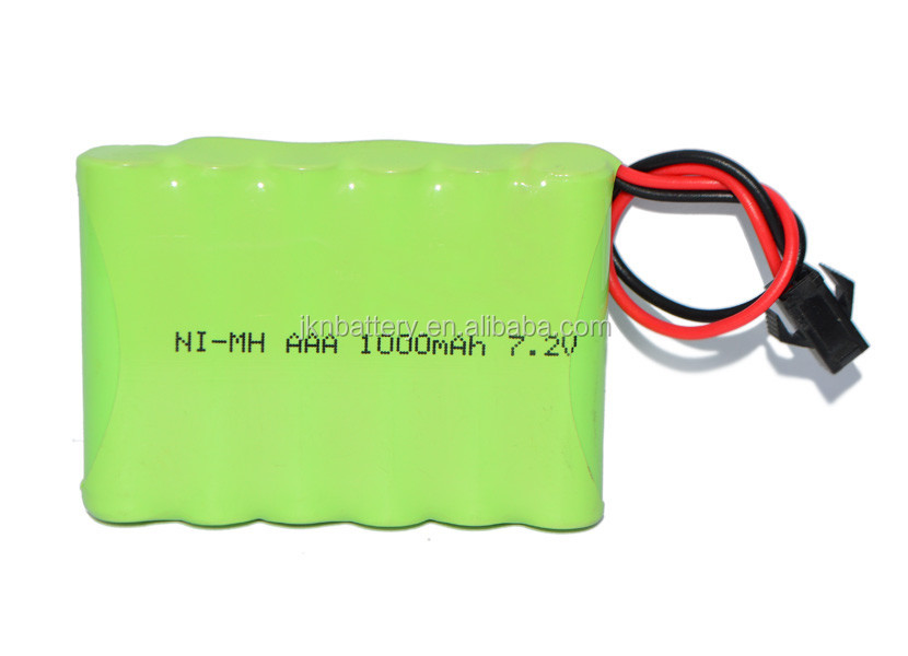 2.4v aaa 500mah Ni-MH cordless phone battery