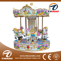 New Products Children Games Indoor Mini Backyark Kids Carousel Ride For Sale