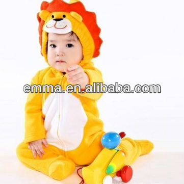Animals Deluxe Toddler litter Baby Infants Lion Costume C464