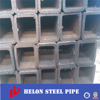carbon steel HR square tube