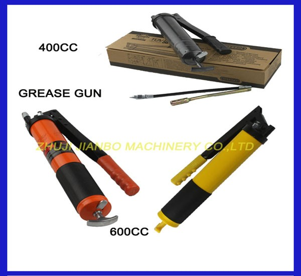 600CC Hand grease gun / bucket grease gun / pressol grease gun