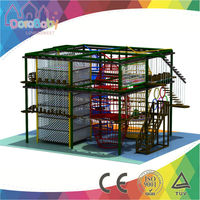 Children Body Training equipment/Children indoor play slide/ball pool and sand pool