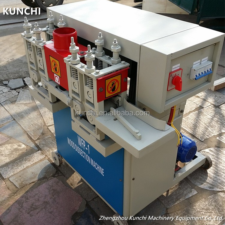 Best quality KUNCHI brand wooden toothpick making machine with newest design