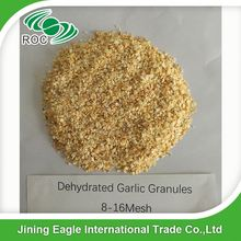 China direct factory manufacturer openair dried dehydrated garlic granules