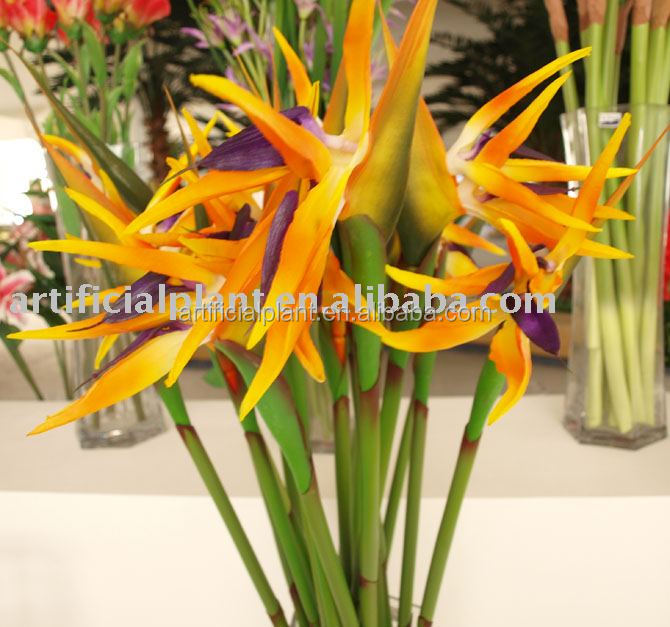 artificial plants, artificial banana trees,artificilal Bird of Paradise