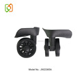JINGIXANG Manufacturer Spinner Wheel Trolley Handle Luggage Wheels Parts