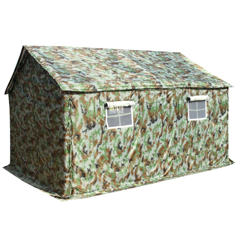 Medical flood control disaster relief and military army emergency bracket cotton <strong>tent</strong>