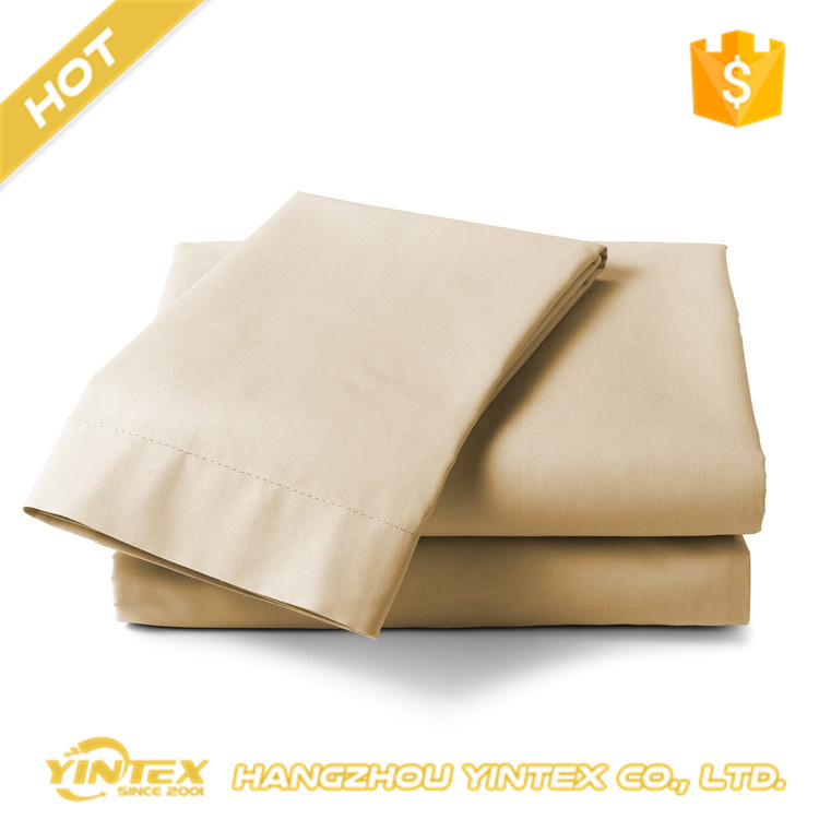 High quality new design super soft copper infused 300tc bamboo bed sheets