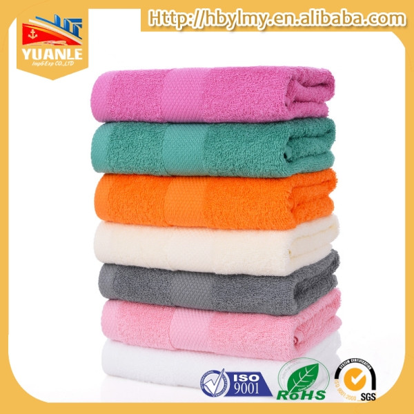 Soft special home zero twist face towel