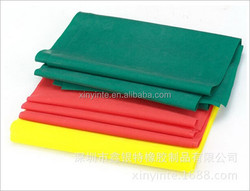 Latex Free Elastic Rubber Bands Fitted Sheet