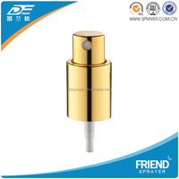 Friend Hot sale perfume and water china made aluminum 18/415 full cover facial fine mist sprayer