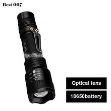 Hot sale wick holder torch us army light underwater diving flashlight