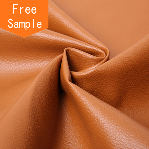 Factory Price Eco-Friendly Synthetic PU Leather for Furniture Industry