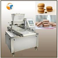commercial macaron making machine made in china