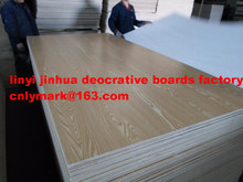 Melamine paper covered Plywood/sheet/board/ Melamine Paper Faced/Coverd/Laminated Plywood making kitchen cabinet