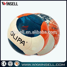 name brand sporting goods leather sports ball sports goods factory high quality good quality football