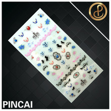 Wholesale rhinestone 3d nail art charms/finger nail charms/nail art supplies