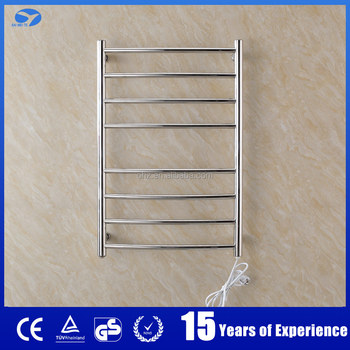 Hot sale top quality and cheap electric heated towel rack 9016