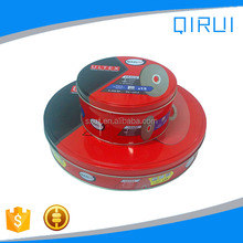 high quality round tool tin can grinding wheel piece tin box