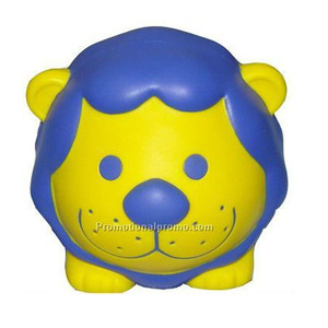 Lovely PU Lion Stress Ball,Cheap Lion PU Toy