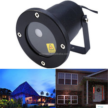 Free Shipping Waterproof 4in1 Garden Laser Lighting Outdoor Christmas Party Laser Lights Outdoor Laser Projector Christmas