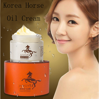 OEM private label Horse Oil Cream whitening Face And Body Cream for face acne scar removal treatment horse oil cream with good q