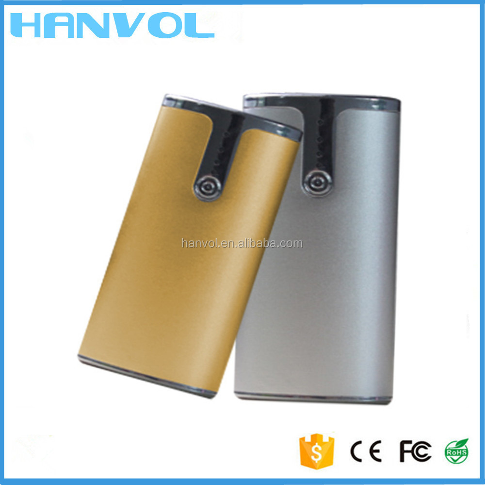Wholesale promotional best portable power pack, portable external power bank review