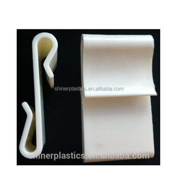 OEM Injection Molding ABS Plastic S Hook