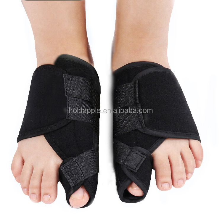 First Toe Finger Hallux Valgus Bunion Orthoses Toe Splint Straightener Tools HA00535