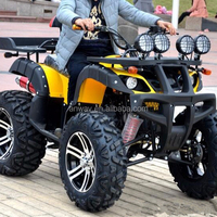 2018 new model Go kart 200CC Off-road racing Two-seater ATV